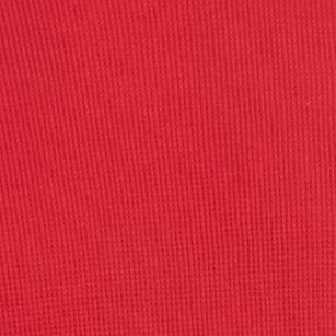 Men: Saddlebred Cold Weather Shop: Apple Red Saddlebred Long Sleeve Thermal Crew Neckline Top