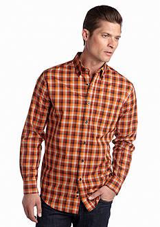 Saddlebred Long Sleeve CVC Gingham Shirt