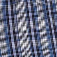 Men: Saddlebred Casual Shirts: Plum Gingham Saddlebred Long Sleeve Small Plaid Woven Shirt