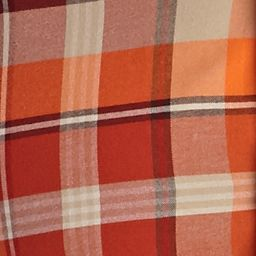 Men: Saddlebred Casual Shirts: Rust/Tan Saddlebred 1888 Tailored Oxford Shirt