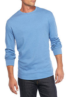 Saddlebred Long Sleeve Jersey Crew Neck Shirt