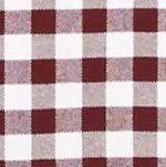 Men: Saddlebred Trends: Brahma/White Saddlebred Long Sleeve Gingham Plaid Oxford Shirt