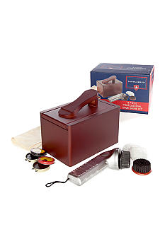 Saddlebred® 9Pc Professional Shoe Shine Kit