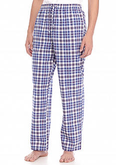 Saddlebred Plaid Woven Lounge Pants
