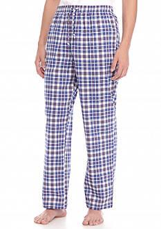 Saddlebred Plaid Woven Lounge Pants
