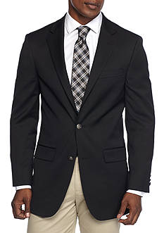 Saddlebred Classic Fit Motion-Stretch Performance Traveler Blazer