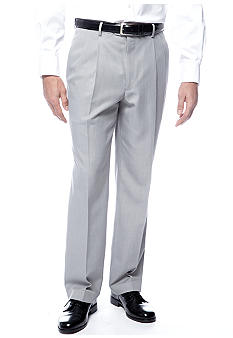 Saddlebred Light Gray Stria Suit Separate Pants