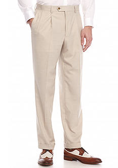 Saddlebred Light Tan Suit Separate Pants