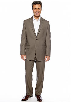 MICHAEL Michael Kors Brown Solid Suit