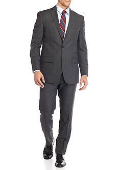 MICHAEL Michael Kors Slim-Fit Plaid Suit