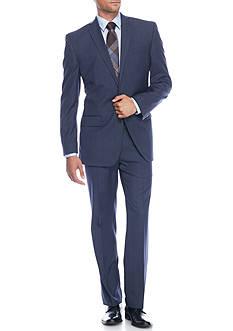MICHAEL Michael Kors Slim-Fit Windowpane Suit