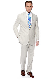 MICHAEL Michael Kors Tan Textured Suit