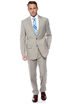 MICHAEL Michael Kors Tan Stripe Suit