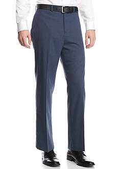 MICHAEL Michael Kors Classic-Fit Flat-Front Dress Pants