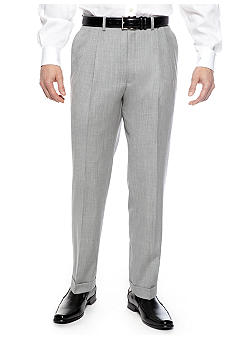 MICHAEL Michael Kors Solid Gabardine Dress Pants