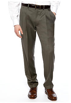 MICHAEL Michael Kors Solid Gabardine Dress Pant