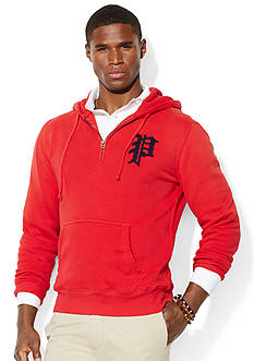 Polo Ralph Lauren Half-Zip Fleece Hoodie