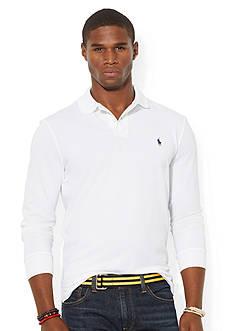 Polo Ralph Lauren Long-Sleeved Performance Polo Shirt
