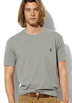Polo Ralph Lauren Custom-Fit Cotton Jersey Crewneck T-Shirt