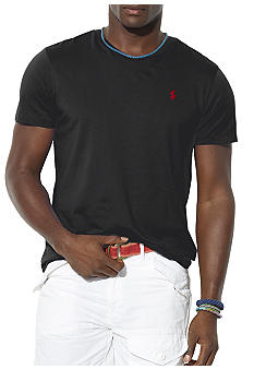 Polo Ralph Lauren Big & Tall Classic-Fit Cotton Jersey V-Neck Tee
