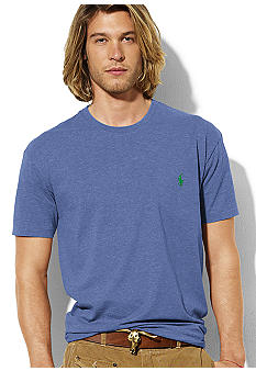 Polo Ralph Lauren Custom-Fit Cotton Jersey Crewneck T-Shirt