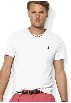 Polo Ralph Lauren Cotton V-Neck T-Shirt
