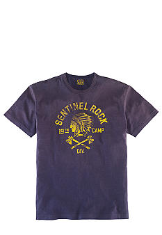 Polo Ralph Lauren Big & Tall Classic-Fit Short-Sleeved Graphic Chief T-Shirt