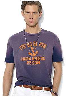 Polo Ralph Lauren Coastal Rescue Print Jersey T-Shirt