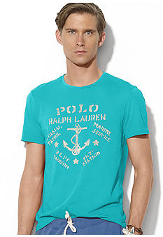 Polo Ralph Lauren Classic-Fit Nautical-Print T-Shirt