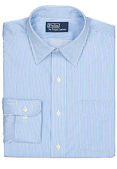 Polo Ralph Lauren Classic-Fit Andrew Striped Twill Dress Shirt