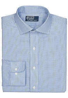 Polo Ralph Lauren Classic-Fit Regent Check Dress Shirt