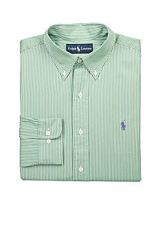 Polo Ralph Lauren Classic-Fit Stripe Dress Shirt