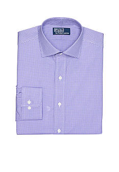 Polo Ralph Lauren Classic-Fit Check Regent Dress Shirt