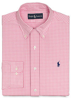 Polo Ralph Lauren Classic-Fit Poplin Dress Shirt