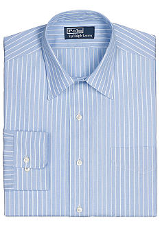 Polo Ralph Lauren Classic-Fit Andrew Striped Poplin Dress Shirt