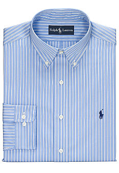 Polo Ralph Lauren Classic-Fit Striped Dress Shirt