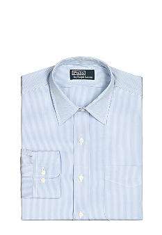 Polo Ralph Lauren Classic-Fit Andrew Striped Oxford Dress Shirt