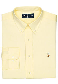 Polo Ralph Lauren Classic-Fit Pinpoint Oxford Shirt