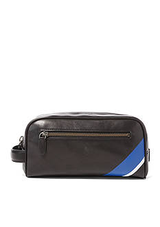 Polo Ralph Lauren Leather Shaving Bag