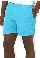 Polo Ralph Lauren Big & Tall Hawaiian Boxer Swim Short