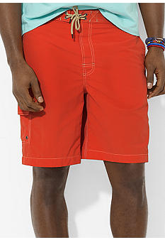 Polo Ralph Lauren Big & Tall Kailua Solid Swim Trunk