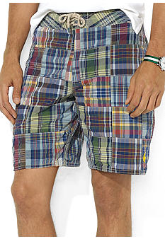 Polo Ralph Lauren Dering Harbor Patchwork Trunks