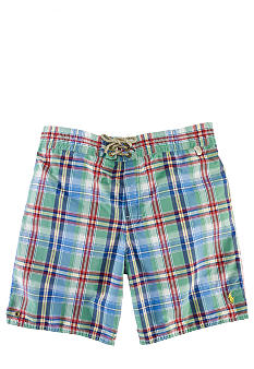 Polo Ralph Lauren Sanibel Plaid Trunks