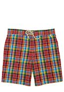 Polo Ralph Lauren Bright Plaid Sanibel Trunks