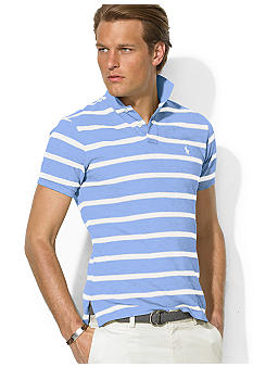 Polo Ralph Lauren Classic-Fit Striped Knit Polo