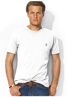 Polo Ralph Lauren Classic-Fit Pocket T-Shirt