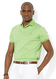 Polo Ralph Lauren Striped Pima Soft-Touch Polo Shirt