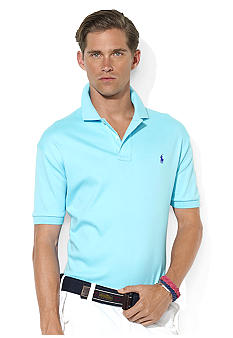 Polo Ralph Lauren Custom-Fit Interlock Polo