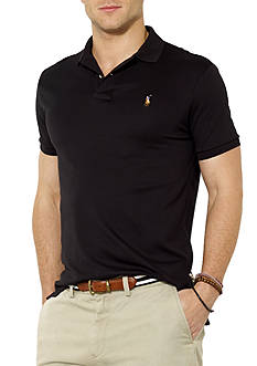 Polo Ralph Lauren Big & Tall Pima Soft-Touch Polo Shirt
