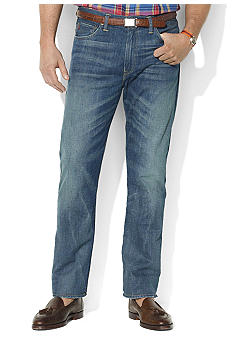Polo Ralph Lauren Big & Tall Classic-Fit Harbor Wash Jeans